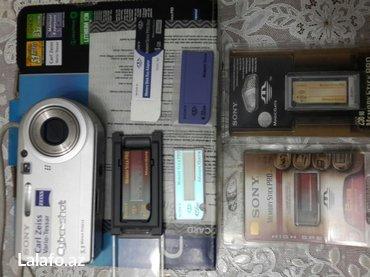 Bakı şəhərində Sony  foto və video kamera dsc-p100  sony cybershot sony memory stick - şəkil 3