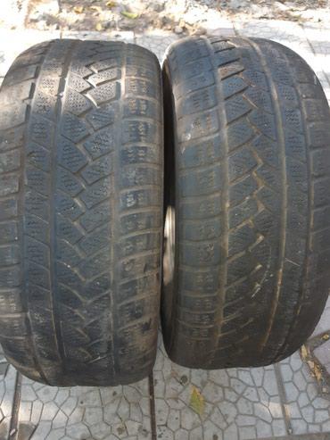 Резина пара колес 235/60  R16   в Бишкек