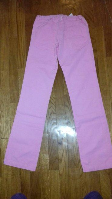 Dečije pantalone veličina 10-12 - Backa Palanka