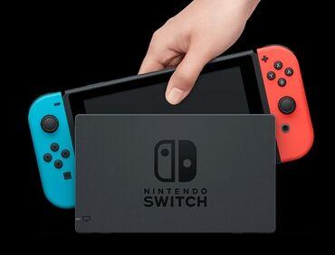 Nintendo Switch - Azərbaycan: Nintendo switch üçün Keys
