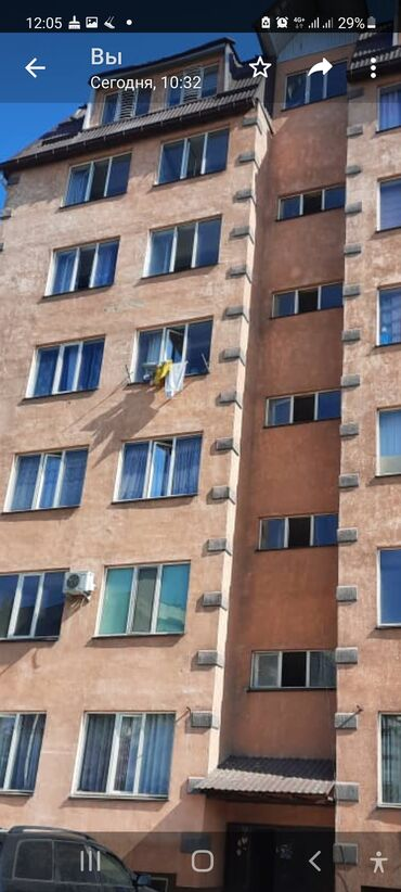 ищу 2 комнатную квартиру in Кыргызстан | СНИМУ КВАРТИРУ: Элитка, 2 комнаты, 58 кв. м Бронированные двери