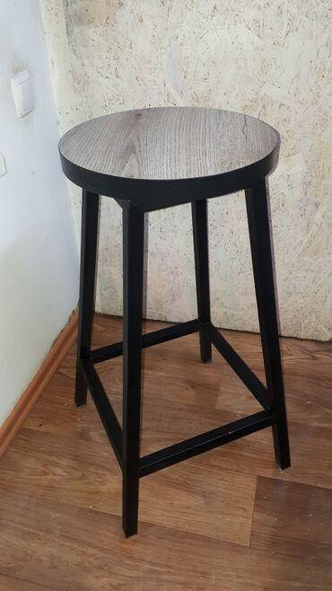 105 объявлений: Продаю барные стулья б/у Высота 74см  торг уместен. Количество 6шт