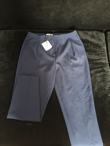 firma koton в Кыргызстан: Темно синие классические брюки. Фирма Koton