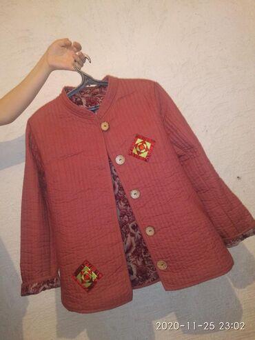 продам лайку в Кыргызстан: Продам этно-чапан, размер 48, почти новый, одевала пару раз