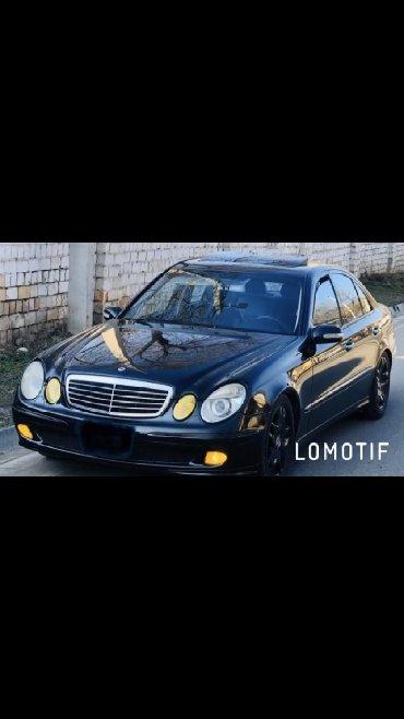 Mercedes-Benz в Кыргызстан: Mercedes-Benz 500 5 л. 2002