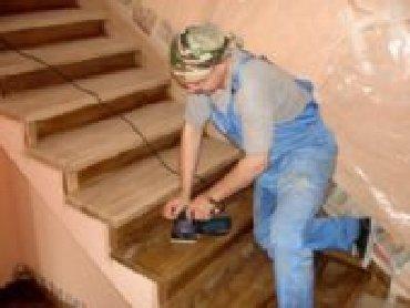 чердачные складные лестницы в Кыргызстан: Реставрация лестниц Рацон Жилой Матросова Комунистического
