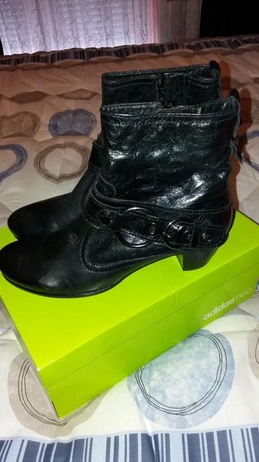 Ženska obuća   Leskovac: Na prodaju nove cizme. ne odg.broj. inace je 40