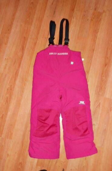 Pantalone ski obim - Srbija: Ski pantalone Helly Hansen vel.4  Ski pantalone poznatog brenda Helly