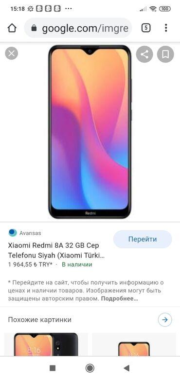 audi a8 63 fsi - Azərbaycan: Yeni Xiaomi Redmi 8A 32 GB qara