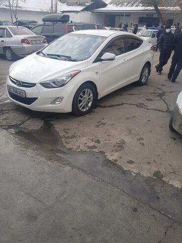 импреза 2011 в Кыргызстан: Hyundai Avante 1.6 л. 2011