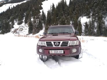 в Ат-Башы: Nissan Patrol 3 л. 2003