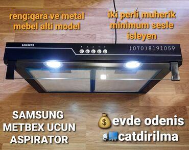 Elektronika - Azərbaycan: Aspirator aspirator hava cekenIki perli muherrik. 3 idare etme