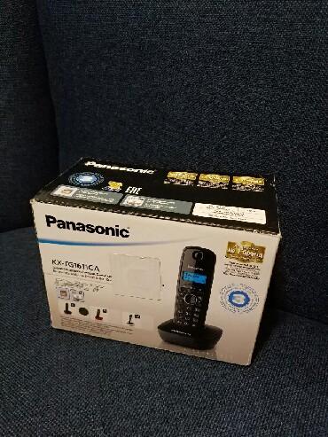 Телефония - Кыргызстан: Распродажа! Ниже себестоимости!Беспроводной телефон Panasonic