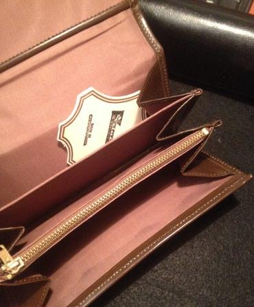 Продаю новый женский кошелек Чехия, 4 отделения, размер 90 х 180 х 25