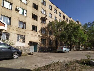 скупка мебели бу бишкек в Кыргызстан: Общежитие и гостиничного типа, 1 комната, 13 кв. м Без мебели, Неугловая квартира