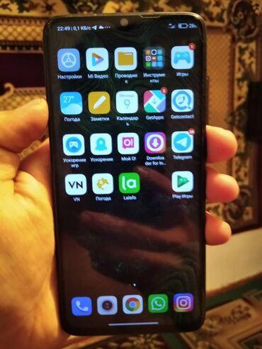 Электроника - Токтогул: Xiaomi Redmi Note 8 Pro   128 ГБ   Черный   Отпечаток пальца, Две SIM карты