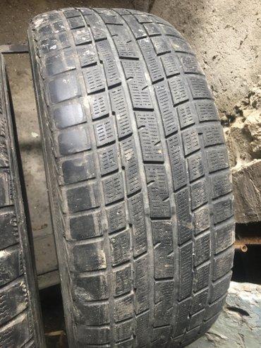 Продаю шины:  1 летняя - Yokohama 215/50/17 в хорошем состоянии 1 зимн в Токмак