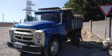 Авто услуги - Кара-Балта: Зил | По городу | Борт 10 т | Доставка щебня, угля, песка, чернозема, отсев