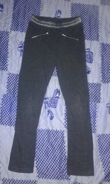 Helanke za devojcice br. 128 ili br. 8; duzina nogavice od struka je - Smederevo