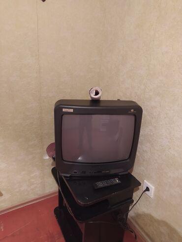 Televizor ve televizor altligi satılır