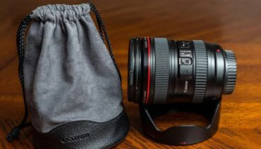 Canon EF 24-105mm f/4L IS USM ela veziyyetde.Real aliciya endirim в Qusar
