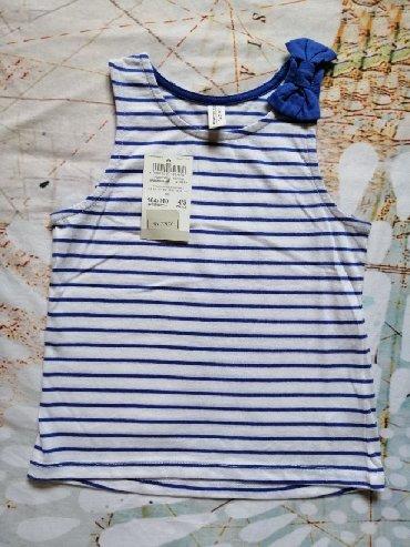Majica sl sa - Srbija: Nova, sa etiketom Calliope majica, za devojčice uzrasta 4-5 godina, tj