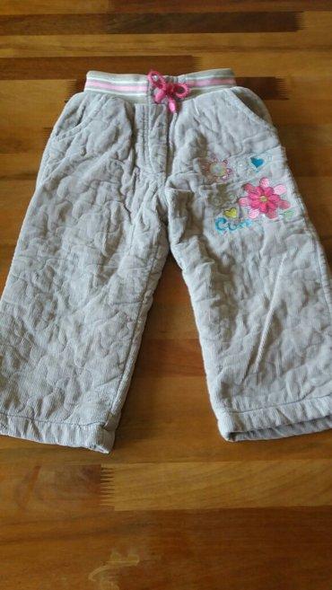 продаю утепленные зимние детские штанишки,вельвет. На 1,2,3 года. сост в Бишкек