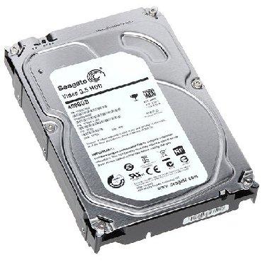 Sərt disklər və səyyar vincesterlər Azərbaycanda: Hard disk Seagate 4 TB. Bad sektor yoxdur, tam yoxlanilib