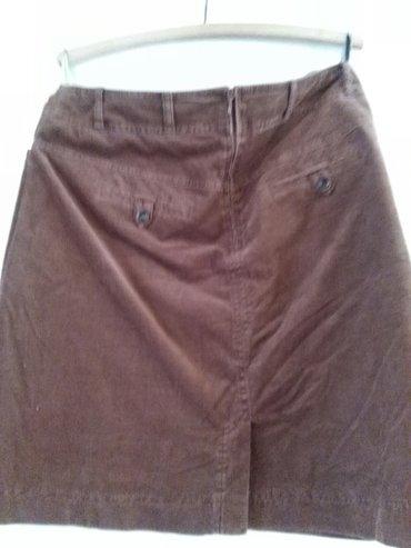 Suknja somot,lepo stoji - Sombor