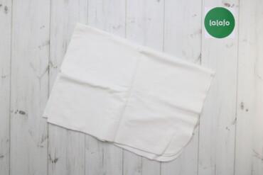 Дом и сад - Украина: Скатертина біла    Розмір 90*60 см Колір білий  Стан гарний