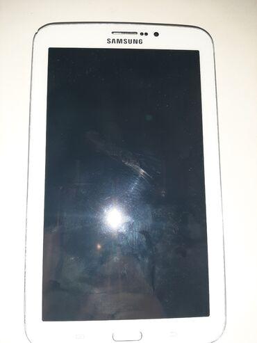 Samsung galaxy tab 3 - Азербайджан: Samsung galaxy tab 3 işləyir. 350 manata alınıb