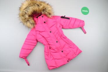 Дитячі зимова куртка DKNY, вік 2 р.    Довжина: 58 см Ширина плечей: 2