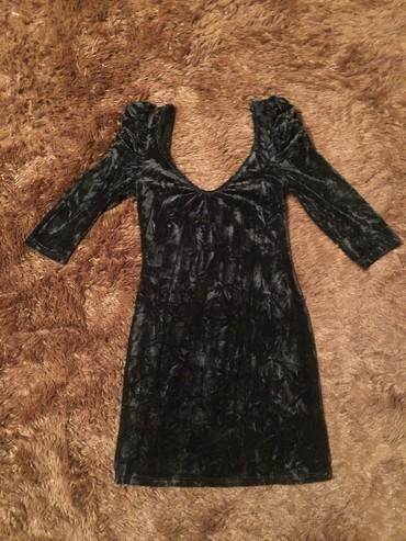 Платье , велюр, Jennyfer Размер M   в Бишкек