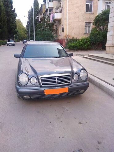 Mercedes-Benz - Gəncə: Mercedes-Benz E 230 2.3 l. 1996   320 km