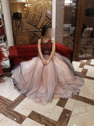Шикарное платье, чтобы быть самой в Бишкек