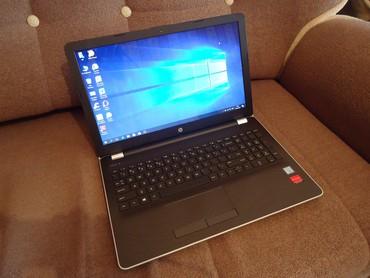 HP Azərbaycanda: HP 15(core i5(7-ci nəsil+4 GB Radeon R520-128 bitlə) Noutbuk təzə