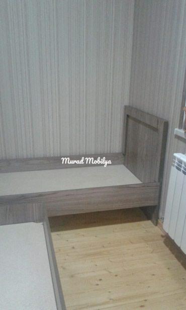 Istehsal Murad Mobilya.Material Turk laminati. Ekoloji temizliye
