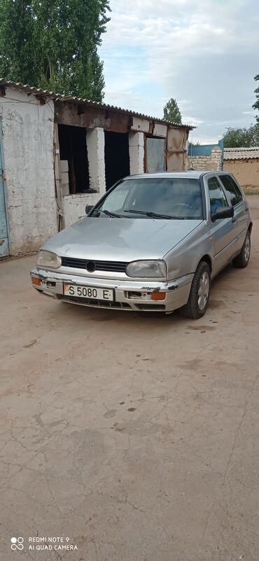 Транспорт - Садовое (ГЭС-3): Volkswagen Golf 1.8 л. 1992