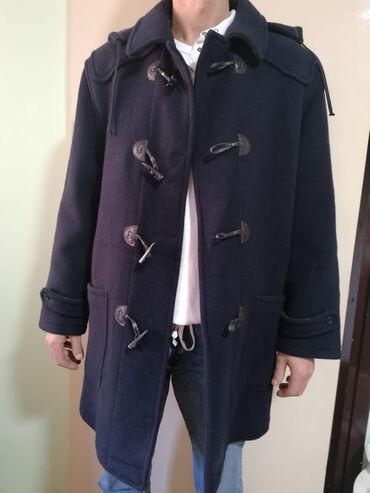 Ponco vuna akril - Srbija: Pierre Cardin od kašmira i vune, veličina L slabiji XL. Očuvan, malo
