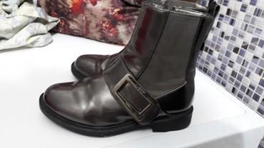 туфли как лабутены в Кыргызстан: Ботинки как новые. Размер 27 Цена 800с