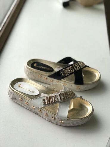 Женская обувь в Кант: Сандалии и шлепанцы