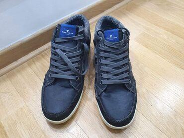 Muška obuća | Srbija: Tom Tailor patike cipele, broj 42, unutrasnje gaziste 27 cm