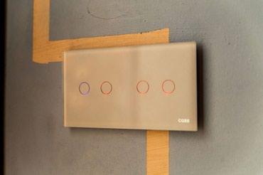 Sensorlu elektrik açarları. İtaliyanın CGSS firmasının sensorlu в Bakı