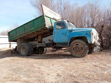 купить газ 53 самосвал бу в Кыргызстан: Газ 53