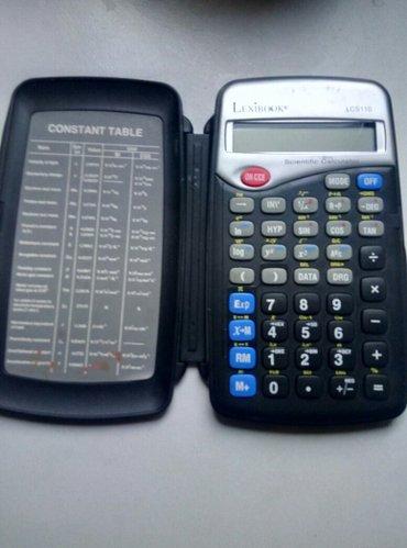 Inzenjerski kalkulator lexibook asus  lcs 110 saa mnostvom - Beograd