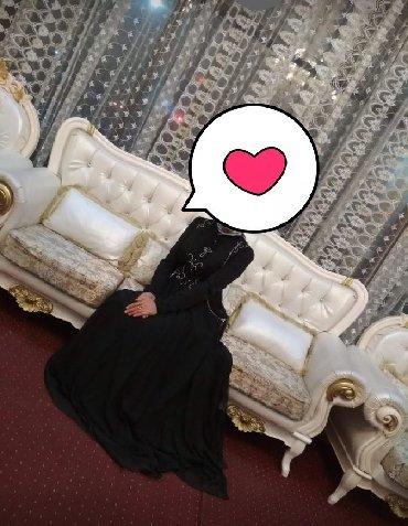 черное платье на свадьбу в Кыргызстан: Продаю многослойное пышное вечернее платье Одевала только один раз на