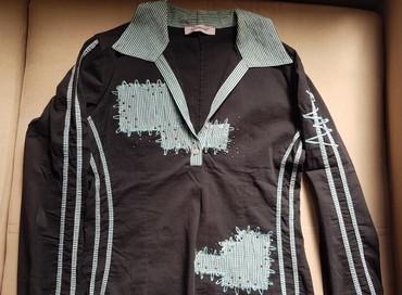 женские рубашки в клетку в Азербайджан: Qadin koyneyi. Razmer M/S Женская рубашка. Размер M/S