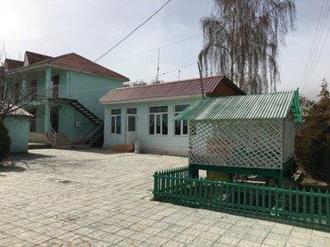В Чолпон Ате Продается дом .и коттедж 10 комнат отдельная столовая .бо in Темир