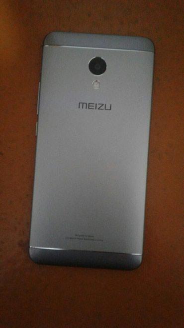 Meizu M5s (состояние отличное) отпечатка в Бишкек