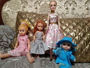 Продам б/у куколки остались только те что по середине высокая 41 см и